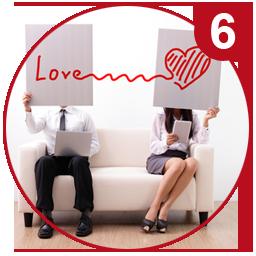 Traurige Online-Dating-Geschichten