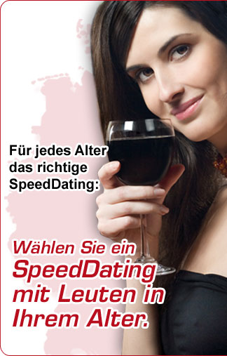 SpeedDating in Ihrem Alter