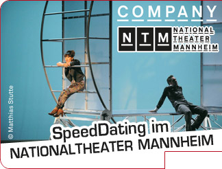 SpeedDating im Nationaltheater Mannheim